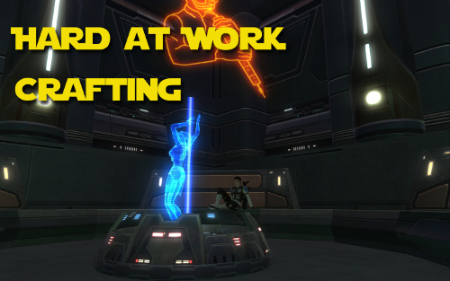 Swtor What Crafting Skill Makes Prefabs